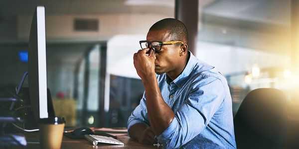 10 sinais de que você está sofrendo com o estresse