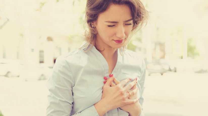 10 sinais de que um ataque cardíaco pode ocorrer em breve