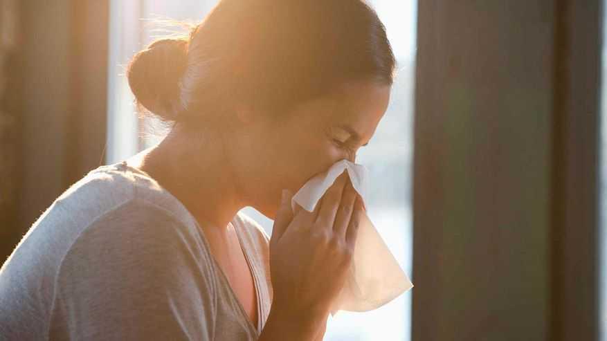 Causas de alergia à poeira