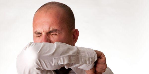 Causas de tosse seca de uma tosse não produtiva persistente e constante