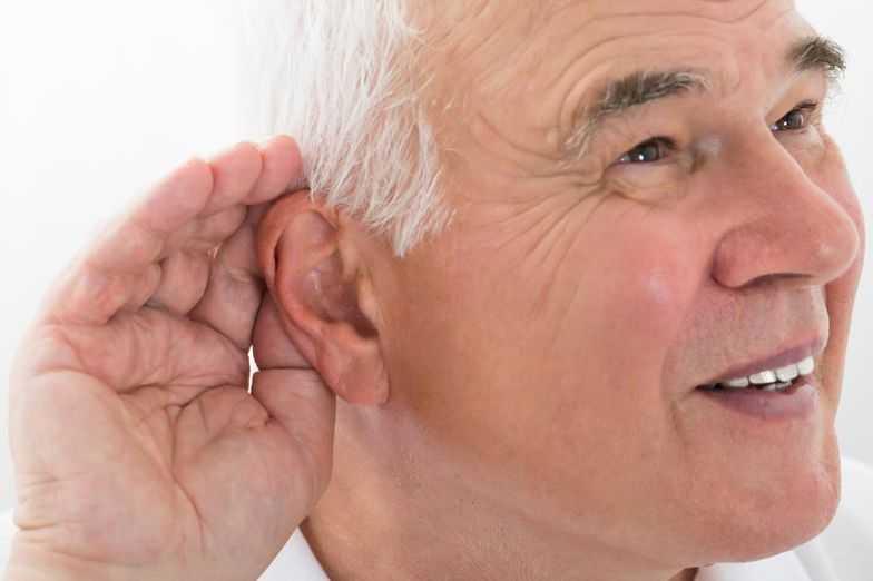 Perda de audição