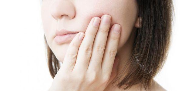 Síndrome da boca ardente e outras causas de sensação de queimadura na boca