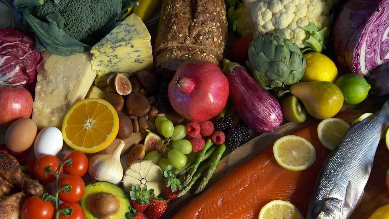 Um tamanho de porção do guia ao estimar porções de alimentos