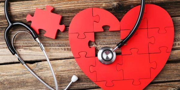coração pode ser insalubre