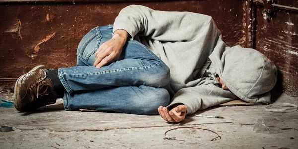 heroína-abuso-dependência-overdose sintomas-sinais-efeitos colaterais.