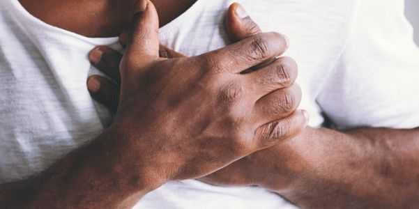 isquêmico-coração-doença-ihd-falta de suprimento de sangue e oxigênio