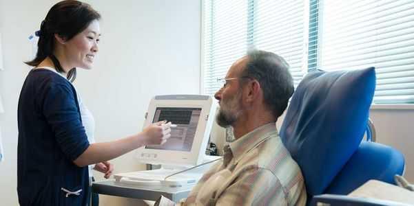 testes de ataque cardíaco com fotos