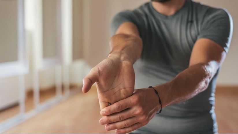 Cãibras nas Mãos
