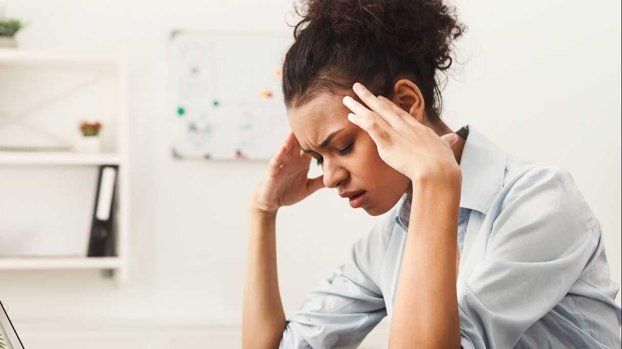 Dores de cabeça mensais