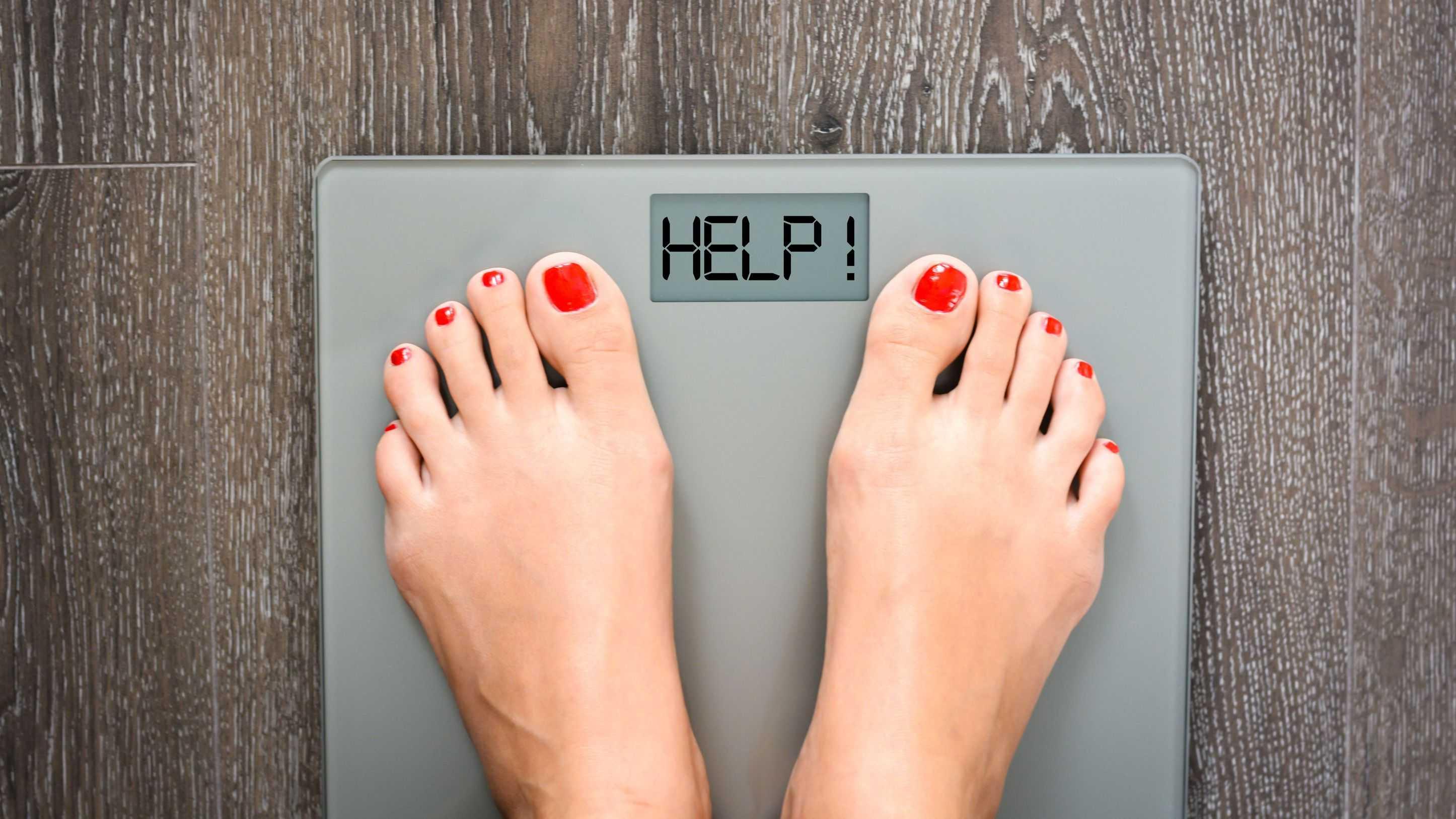 ganho de peso repentino causa doenças e prevenção
