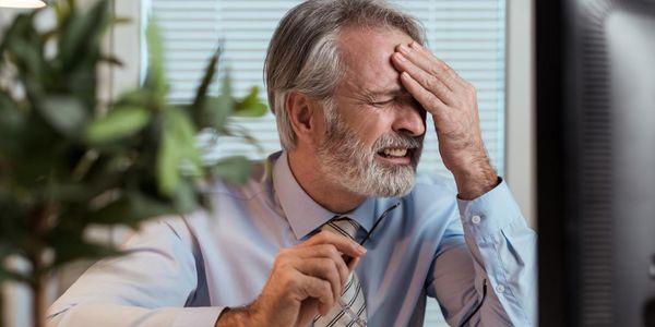 5 problemas cerebrais que comumente afetam os idosos