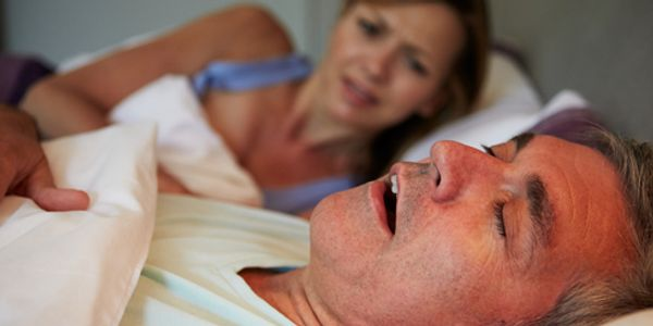Apnéia do sono (obstrutiva, central, complexa)