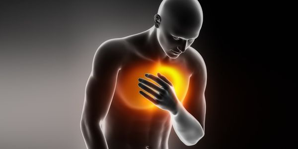 Ataque Cardíaco Ou Azia (Refluxo Ácido) Dor No Peito, Causas ...