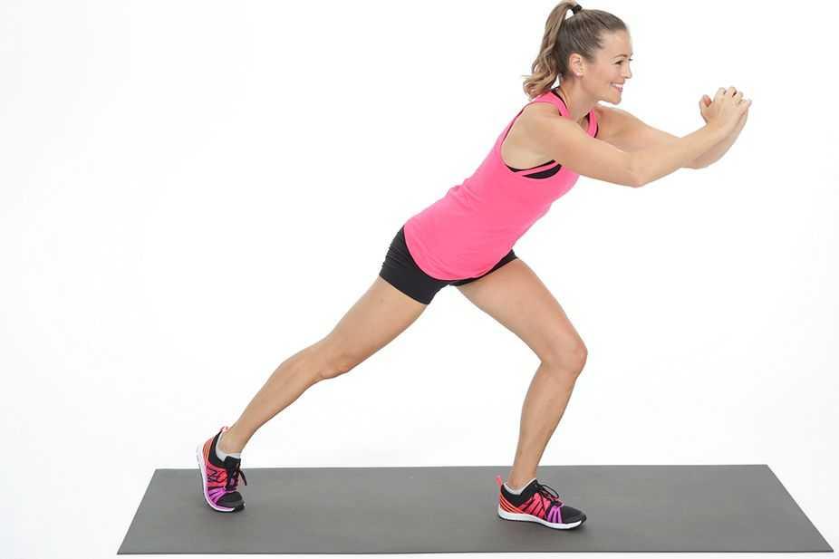Baixo impacto para os exercícios de joelho e cardio-exercícios