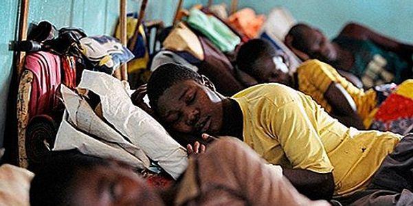 Doença do sono (tripanossomíase africana)
