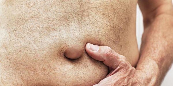 Dor no nó do estômago (nós no abdômen) causas