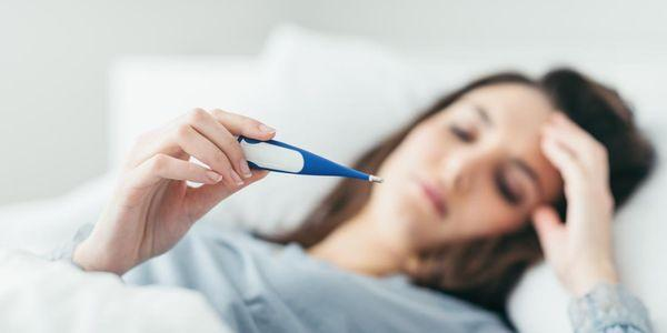 Febre súbita causa de febre aguda em adultos