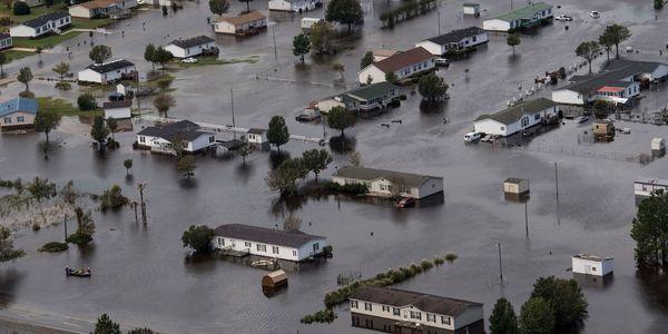 Flood Facts – Prevenção de Infecções – Imagens da Inundação