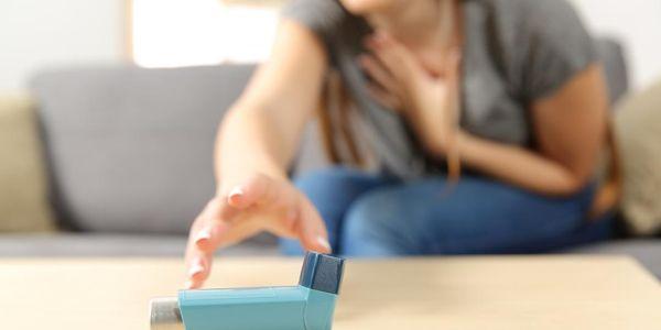 Gatilhos comuns de asma para evitar (Airbone e Dietary)