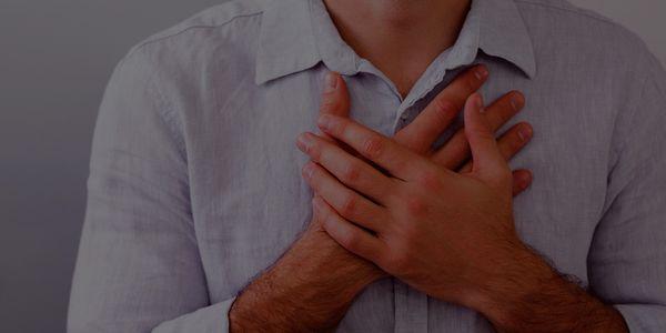 Peito Apertado e Causas Respiratórias Restritas e Sinais de Advertência