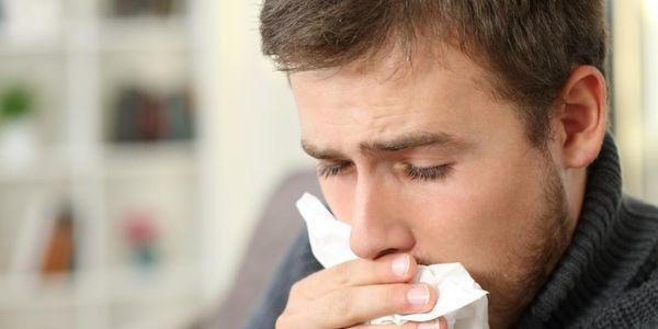 Tossir catarro muco expectoração da garganta