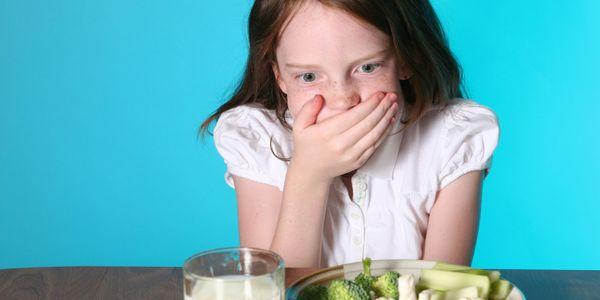 Vômito depois de comer alimentos (refeições) faz com que aguda e crônica