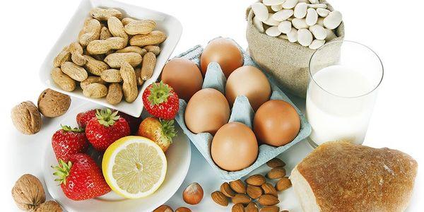 alimentos de alergia e gatilhos comestíveis que você deve evitar