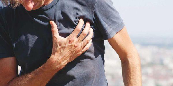 ataque cardíaco silencioso