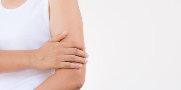 bíceps dor no braço e tríceps causas