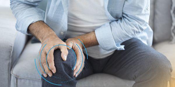 causas de clicar os joelhos rangendo estalando sons de rachaduras
