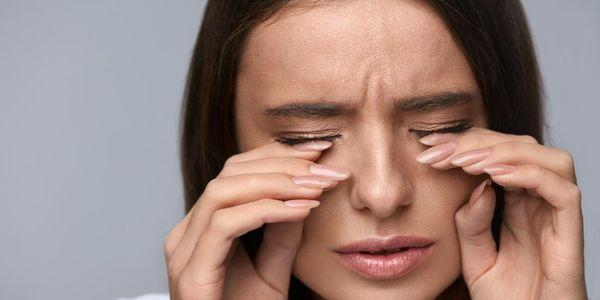 causas de queimação dentro da sensação do nariz