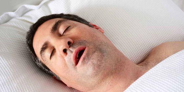 causas de respiração bucal
