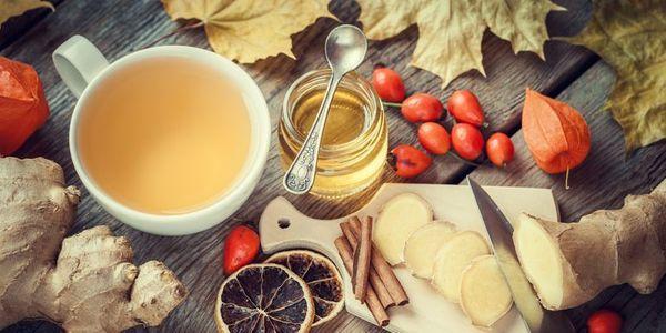 como curar os remédios caseiros de alívio rápido da gripe