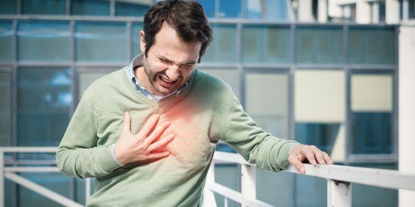 diagnosticar um infarto do miocárdio é um ataque cardíaco