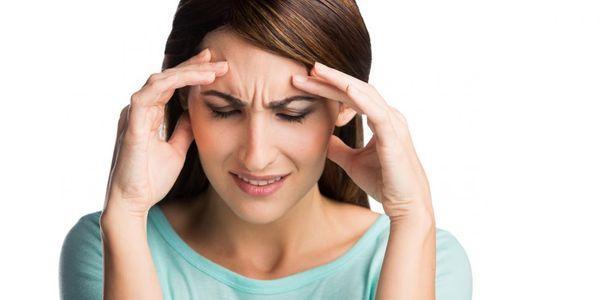 dor de cabeça localização da dor parte superior das costas na frente da cabeça