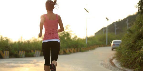 dor severa no flanco renal após o exercício ao correr