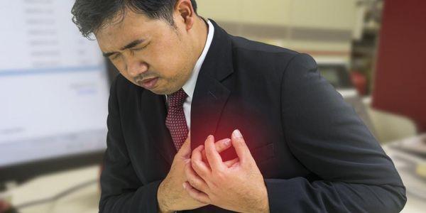 dores no peito ansiedade dores da dor no peito com estresse emoções
