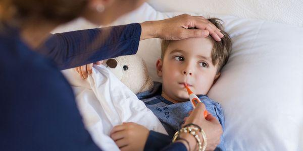 febre infância causas de febres em bebês crianças crianças