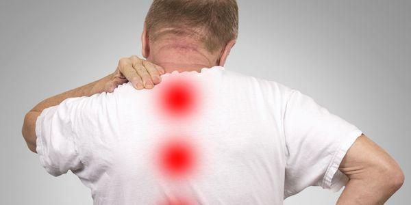 introdução de dor nas costas