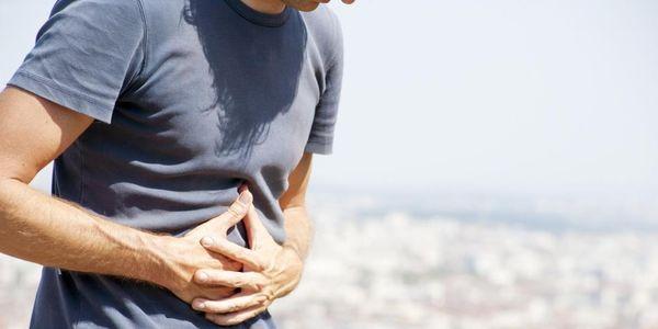 localização e sintomas da dor no pâncreas