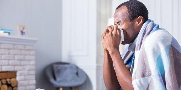 nomes de infecções e sintomas das vias aéreas