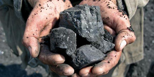 o que é o carvão trabalhadores pneumoconiosis carvão poeira inalação