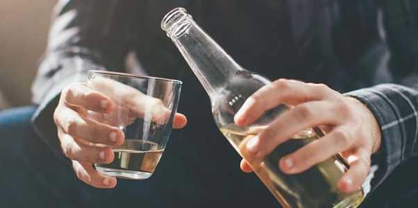 perda de memória de apagões de amnésia induzida por álcool