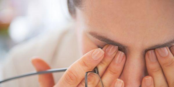 problemas comuns de visão causam sintomas de sintomas