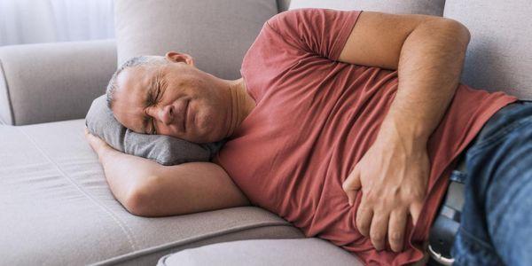 processo de esvaziamento intestinal e problemas