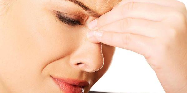remédios não medicamentosos para sinusite aguda