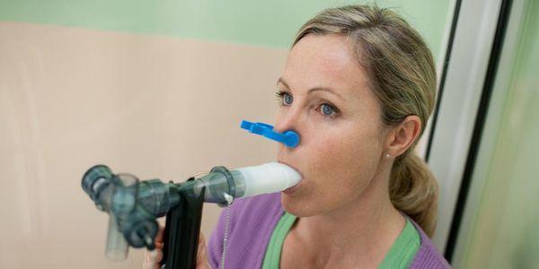 sinais de doença pulmonar obstrutiva crônica em copd e testes
