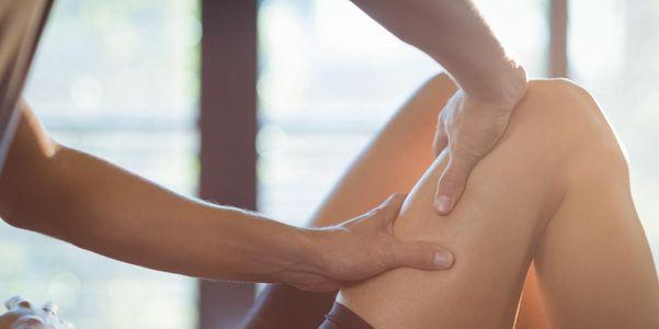 sintomas de dor na coxa e causas