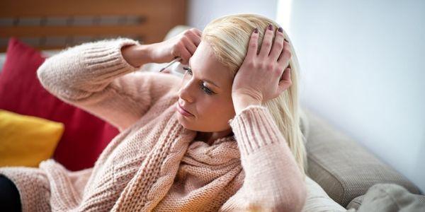 suor frio transpirante sem causas de febre