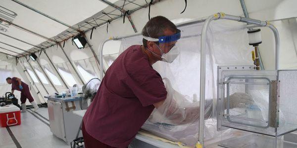 surto de vírus ebola espalhar tratamento de recuperação de sintomas